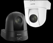 Nowe kamery PTZ IP SONY